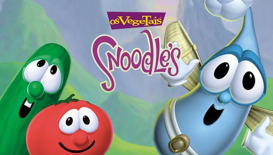 Os Vegetais - Snoodle