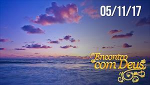 Encontro com Deus - 05/11/17