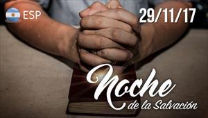 Noche de la Salvación - 29/11/17 - Argentina