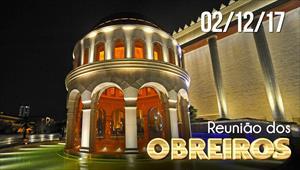 Reunião de obreiros - 02/12/17