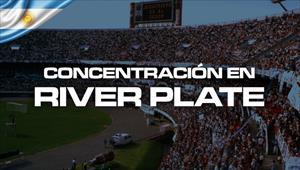 Concentración en River Plate