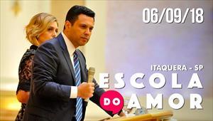 Escola do Amor em Itaquera - 06/09/18