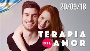 Terapia del Amor - 20/09/18 - Argentina