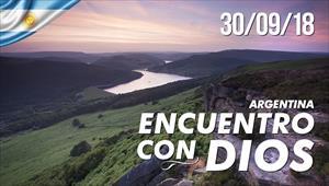 Encuentro con Dios - 30/09/18 - Argentina