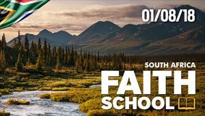 Faith school - 01/08/18 - South Africa