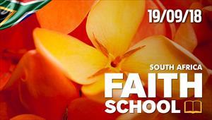 Faith School - 19/09/18 - South Africa