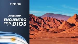 Encuentro con Dios - 11/11/18 - Argentina