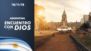 Encuentro con Dios - 18/11/18 - Argentina
