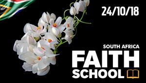 Faith School - 24/10/18 - South Africa