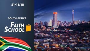 Faith School - 21/11/18 - South Africa