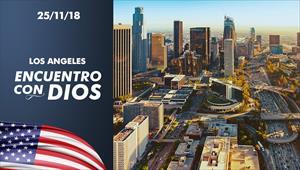 Encuentro con Dios - 25/11/18 - Los Angeles