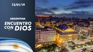 Encuentro con Dios - 13/01/19 - Argentina