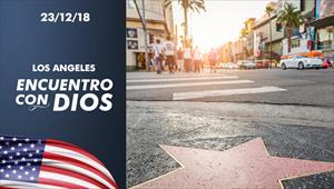 Encuentro con Dios - 23/12/18 - Los Angeles