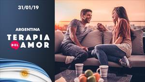 Terapia del Amor - 31/01/19 -Argentina
