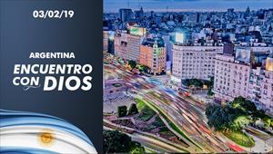 Encuentro con Dios - 03/02/19 - Argentina