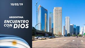 Encuentro con Dios 10/02/19 - Argentina