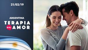 Terapia del Amor - 21/02/19 - Argentina