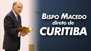 Bispo Macedo direto de Curitiba - 12/05/19