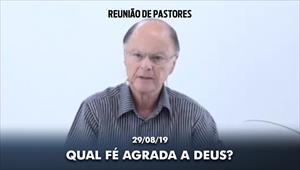 Reunião de Bispos e Pastores com o Bispo Macedo - 29/08/19
