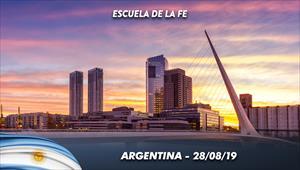 Escuela de la fe - 28/08/19 - Argentina