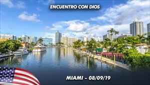 Encuentro con Dios - 08/09/19 -Miami