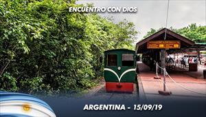 Encuentro con Dios - 15/09/19 - Argentina