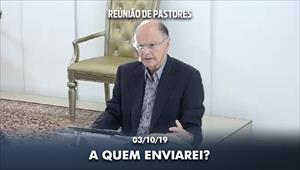 Reunião de Bispos e Pastores com o Bispo Macedo - 03/10/19