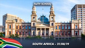 Faith School - 21/08/2019 - South Africa