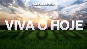 Viva o hoje - Palavra Amiga - 22/10/19