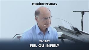 Reunião de Bispos e Pastores com o Bispo Macedo - 24/10/19