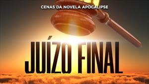 Cenas da novela Apocalipse - Juízo final