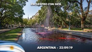 Encuentro con Dios - 22/09/19 - Argentina