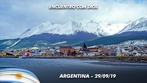Encuentro con Dios 29/09/19 - Argentina