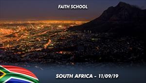Faith School - 11/09/19 - South Africa
