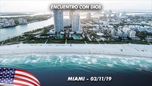 Encuentro con Dios - 03/11/19 - Miami