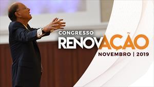 Congresso Renovação - 09/11/19