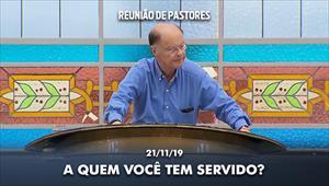 Reunião de Bispos e Pastores com o Bispo Macedo - 21/11/19