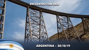 Encuentro con Dios - 20/10/19 - Argentina