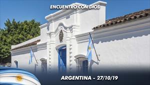 Encuentro con Dios - 27/10/19 - Argentina