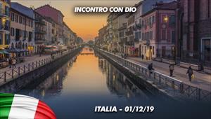 Incontro con Dio - 01/12/19 - Italia