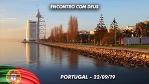 Encontro com Deus - 22/09/19 - Portugal
