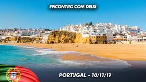 Encontro com Deus - 10/11/19 - Portugal