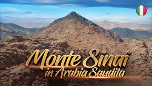 Monte Sinai in Arabia Saudita