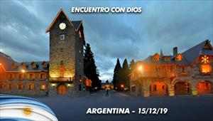 Encuentro con Dios - 15/12/19 - Argentina