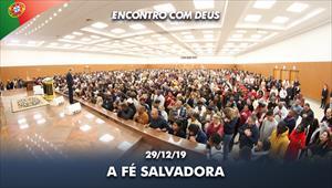 A fé salvadora - Bispo Macedo direto de Portugal - 29/12/19