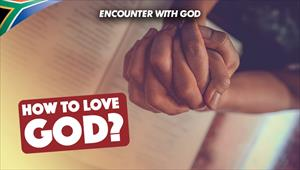 Encounter with God - 17/11/19 - South Africa