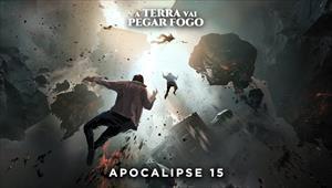 A Terra vai pegar fogo - Apocalipse 15