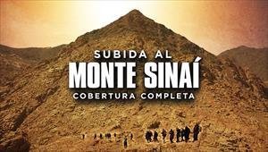 Subida ao Monte Sinaí (en español)
