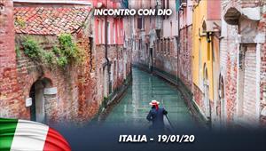 Incontro con Dio - 19/01/20 - Italia