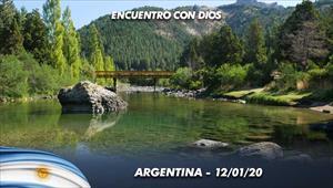 Encuentro con Dios - 12/01/20 - Argentina